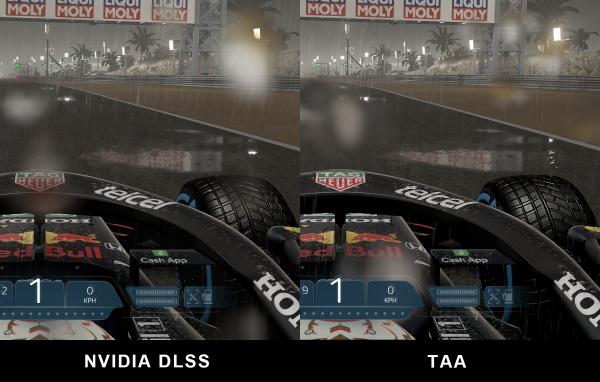 F1 2021_DLSS TAA 比較_ウェット_01