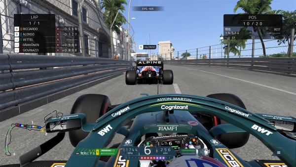F1 2021 Screenshot_ベンチマーク_モナコ_02