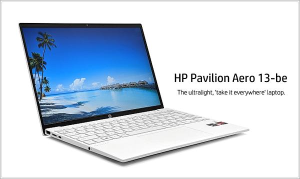 HP Pavilion Aero 13-be_レビュー_210730_01b