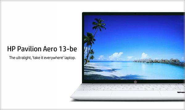 HP Pavilion Aero 13-be_レビュー_210730_03