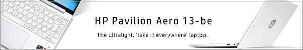 600x100_HP Pavilion Aero 13-be_実機レビュー_210730_01a