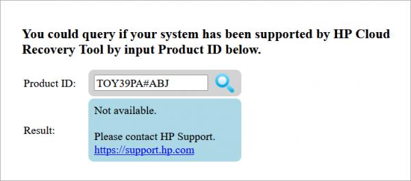Product ID_サポートアシスタント_サポート対象外_01_tw