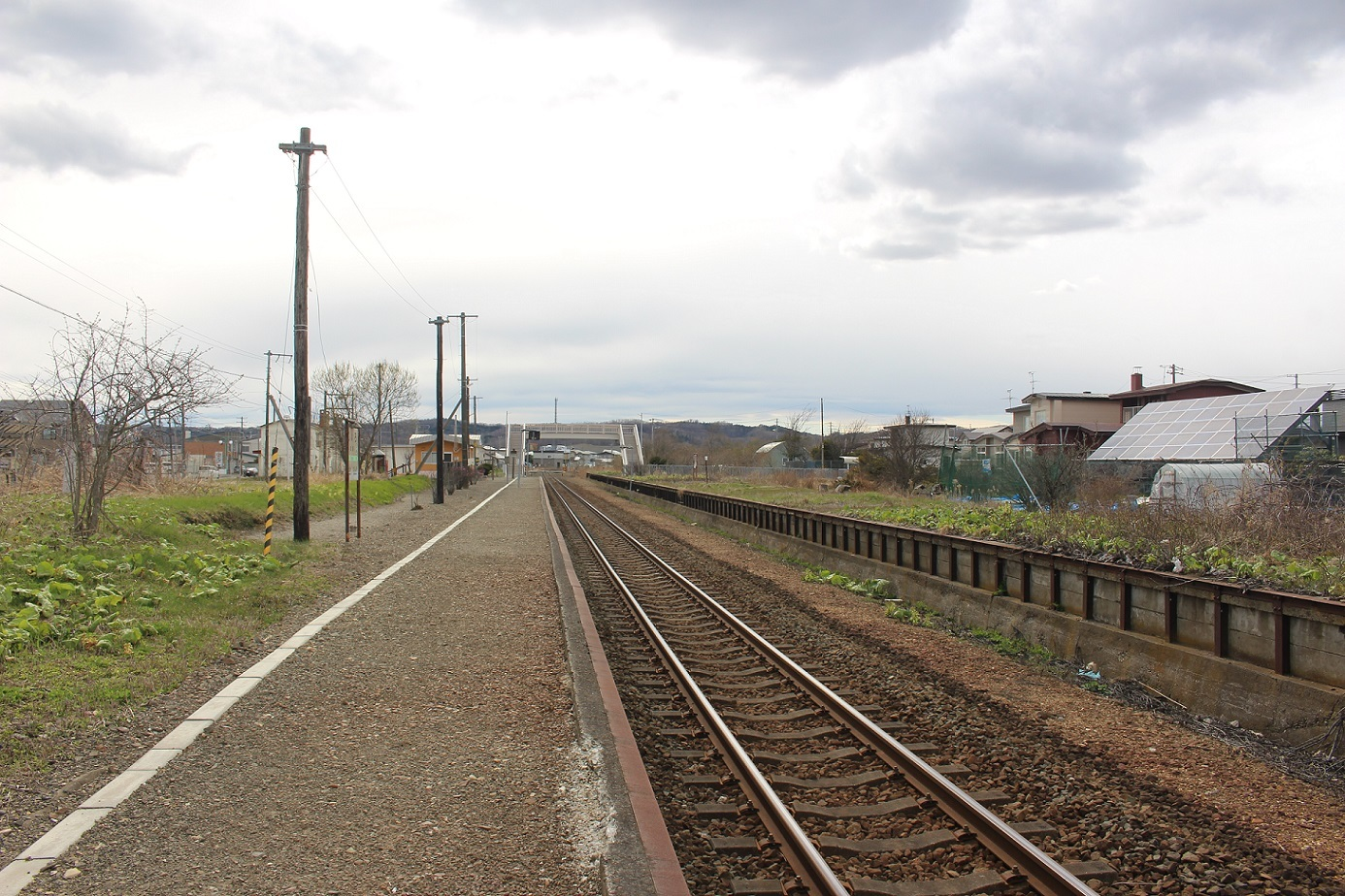 庶路駅a15