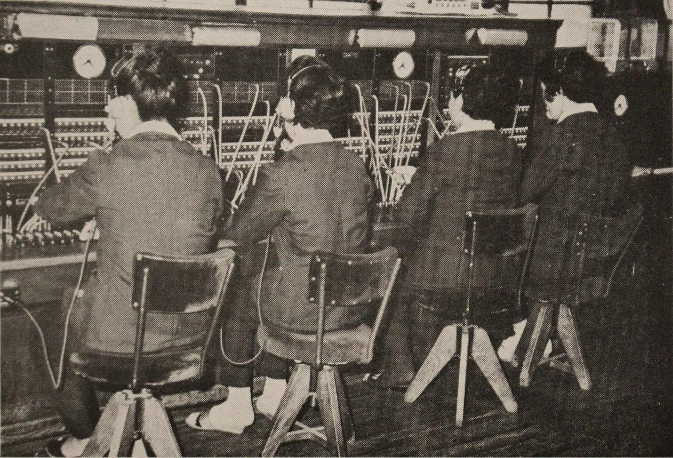 岩見沢駅電話交換室a01