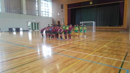U11 futsal TM。