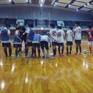 U12 バーモントカップ 岐阜地区大会 一次予選。