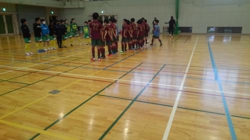 U12 futsal TM。