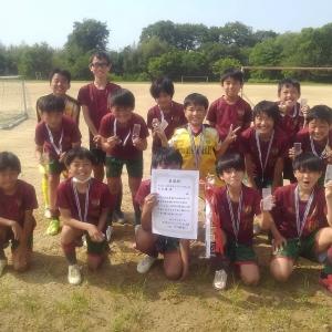 U12 クラブ新人戦 決勝トーナメント。