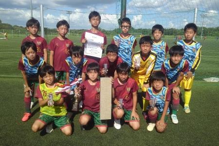 U12 フジパンカップ 決勝トーナメント。