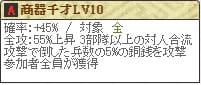 津田Lv10