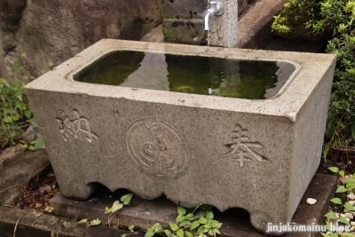 池袋水天宮 豊島区東池袋3