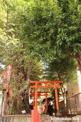 豊川稲荷神社 文京区目白台1