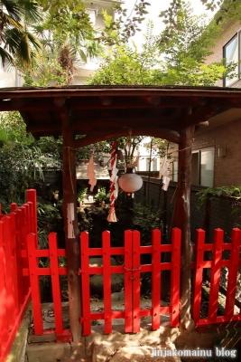 豊川稲荷神社 文京区目白台8