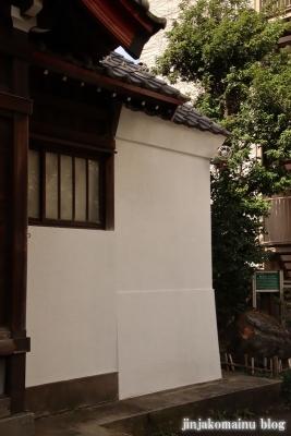 腰掛稲荷神社  文京区目白台10
