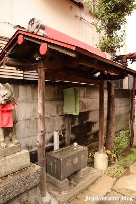 福田稲荷神社 文京区大塚8