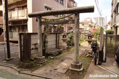 福田稲荷神社 文京区大塚1