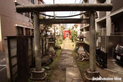 福田稲荷神社 文京区大塚3