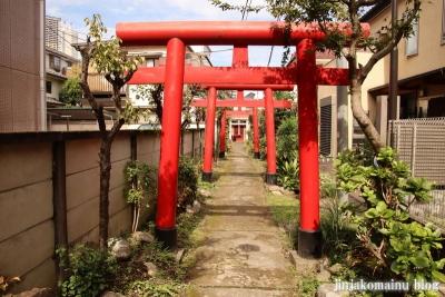 福田稲荷神社 文京区大塚4