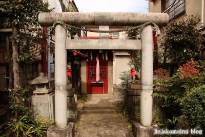 福田稲荷神社 文京区大塚5