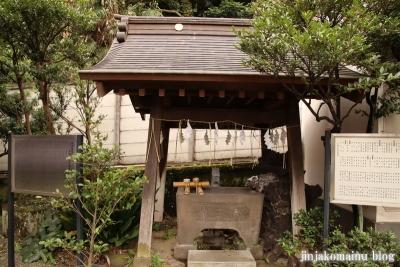 吹上稲荷神社  文京区大塚6