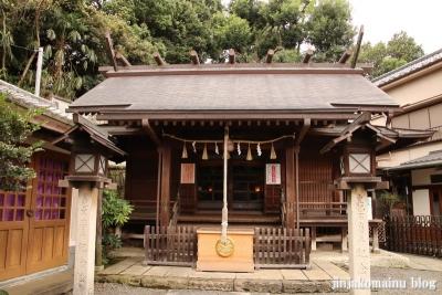 吹上稲荷神社  文京区大塚8