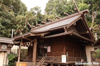 吹上稲荷神社  文京区大塚11