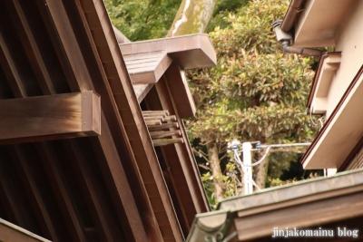 吹上稲荷神社  文京区大塚12