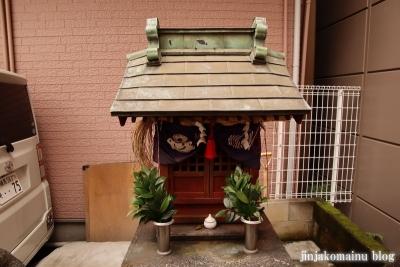 稲荷神社 文京区千駄木5