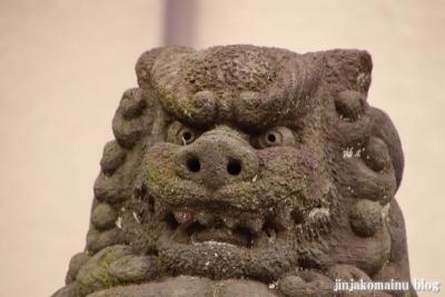 満足稲荷神社  文京区千駄木17