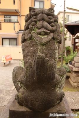 満足稲荷神社  文京区千駄木12