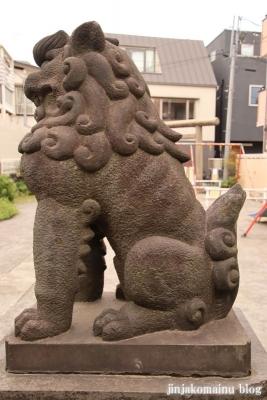 満足稲荷神社  文京区千駄木15