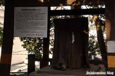 愛宕神社  入間市豊岡17