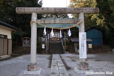 氷川神社  入間市高倉3