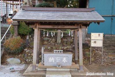 氷川神社  入間市高倉4