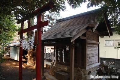 中野原稲荷神社  入間市上小谷田13
