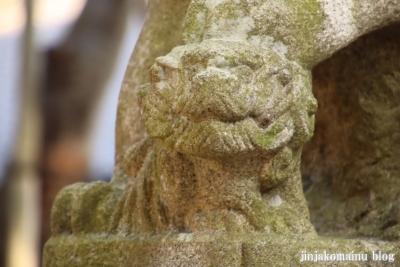 氷川神社  入間市大字小谷田22