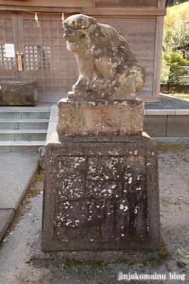 赤城神社   飯能市阿須9