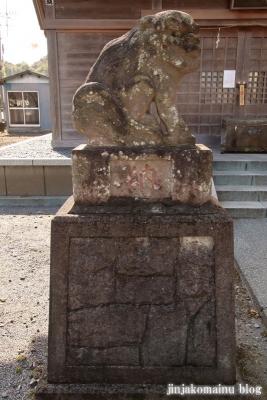 赤城神社   飯能市阿須13