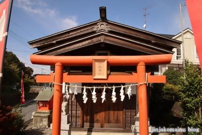 御嶽神社  入間市大字野田6