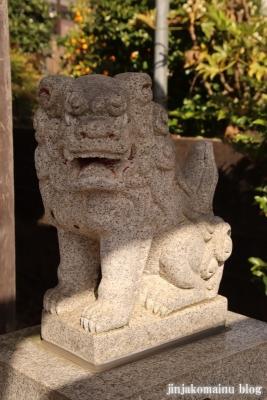 御嶽神社  入間市大字野田4