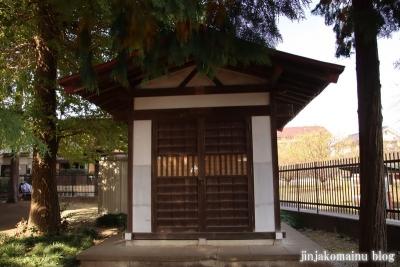 野田白髭神社  入間市野田10