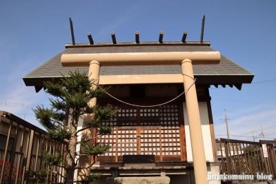 神明宮  入間市大字野田4