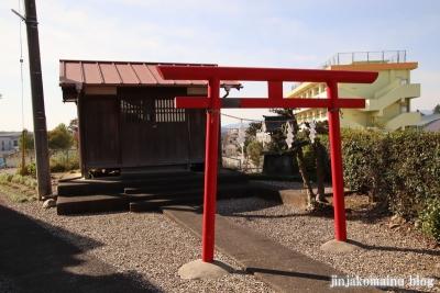 諏訪神社 入間市野田1