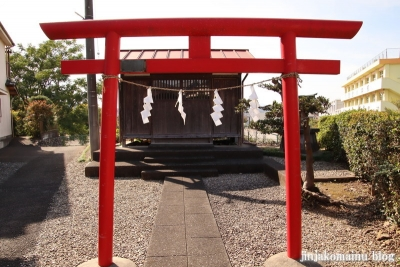 諏訪神社 入間市野田2