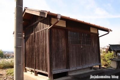 諏訪神社 入間市野田4