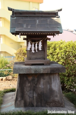 諏訪神社 入間市野田5