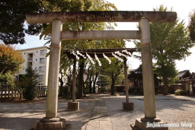 八坂神社  入間市仏子3