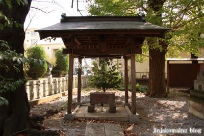 八坂神社  入間市仏子6