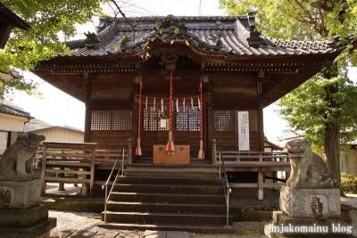 八坂神社  入間市仏子7