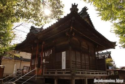 八坂神社  入間市仏子8